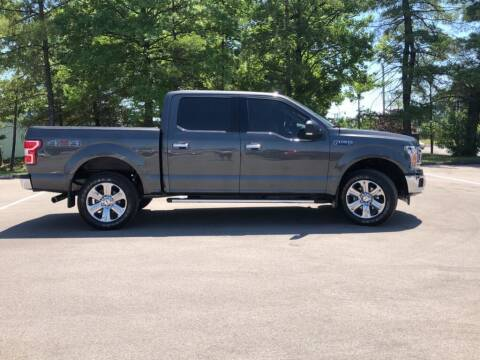 2019 Ford F-150 for sale at St. Louis Used Cars in Ellisville MO