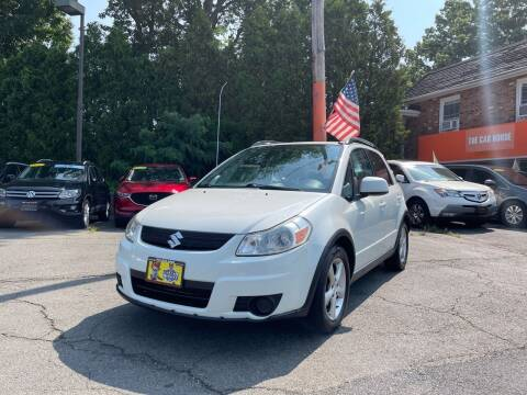 2009 Suzuki SX4 Crossover for sale at Bloomingdale Auto Group - The Car House in Butler NJ