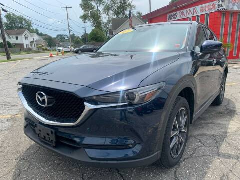 2017 Mazda CX-5 for sale at AUTORAMA SALES INC. - Farmingdale in Farmingdale NY