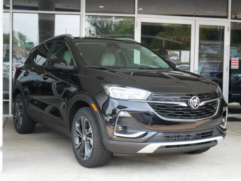 2022 Buick Encore GX for sale at GRANITE RUN PRE OWNED CAR AND TRUCK OUTLET in Media PA
