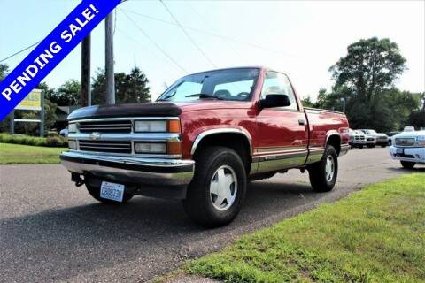1996 Chevrolet C/K 1500 Series for sale at St. Croix Classics in Lakeland MN