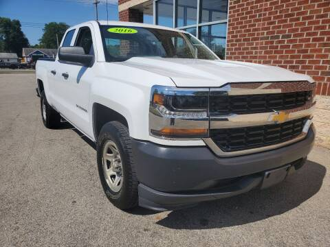 2016 Chevrolet Silverado 1500 for sale at Auto Pros in Youngstown OH