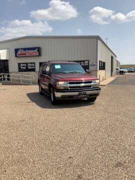 2002 Chevrolet Tahoe for sale at Chaparral Motors in Lubbock TX