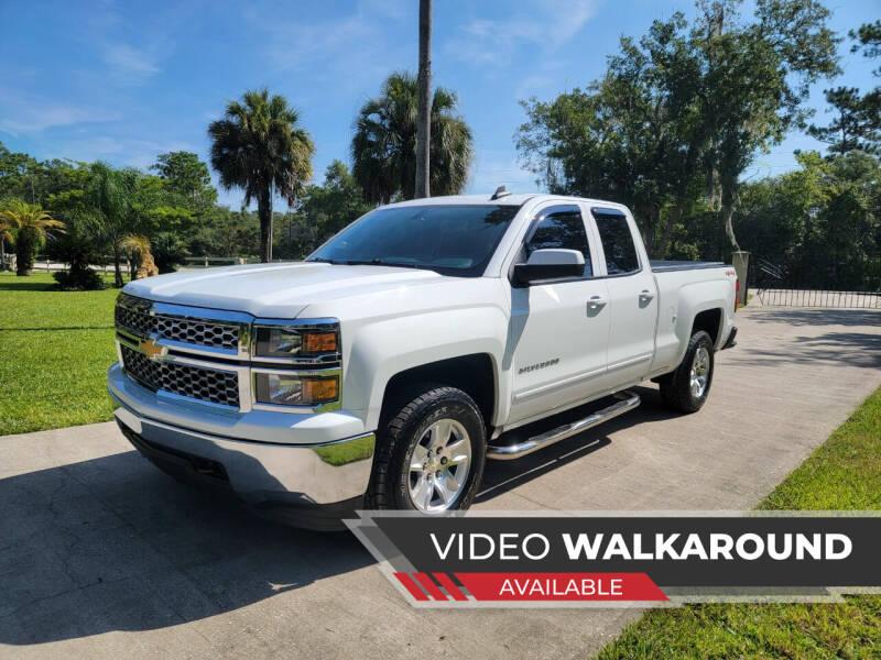 2015 Chevrolet Silverado 1500 for sale at Lake Helen Auto in Orange City FL