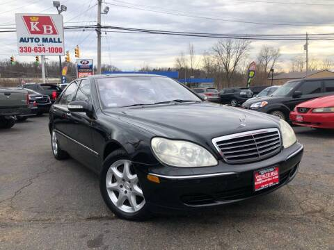 2006 Mercedes-Benz S-Class for sale at KB Auto Mall LLC in Akron OH