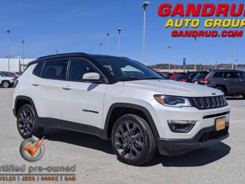 2020 Jeep Compass for sale at Gandrud Dodge in Green Bay WI