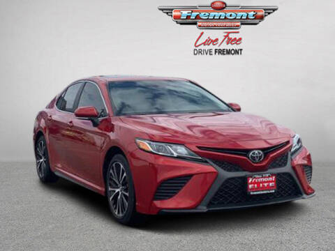 2019 Toyota Camry for sale at Rocky Mountain Commercial Trucks in Casper WY