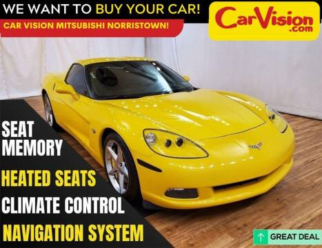 2013 Chevrolet Corvette for sale at Car Vision Mitsubishi Norristown in Trooper PA