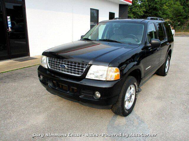 2004 Ford Explorer for sale at Gary Simmons Lease - Sales in Mckenzie TN