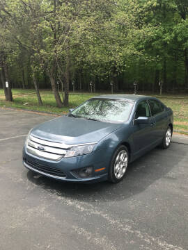 2011 Ford Fusion for sale at Auto Discount Center in Laurel MD