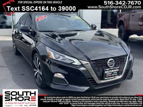 2020 Nissan Altima for sale at South Shore Chrysler Dodge Jeep Ram in Inwood NY