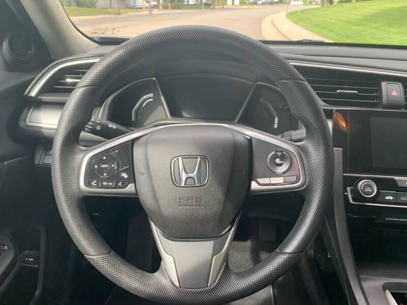 2018 Honda Civic EX 4dr Sedan - Van Nuys CA