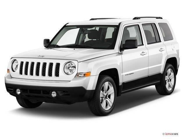 2015 Jeep Patriot for sale at USA Auto Inc in Mesa AZ
