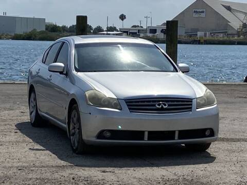 2006 Infiniti M35 for sale at Pioneers Auto Broker in Tampa FL