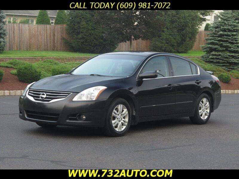 2012 Nissan Altima for sale at Absolute Auto Solutions in Hamilton NJ