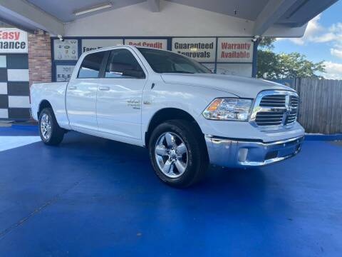 2019 RAM Ram Pickup 1500 Classic for sale at ELITE AUTO WORLD in Fort Lauderdale FL