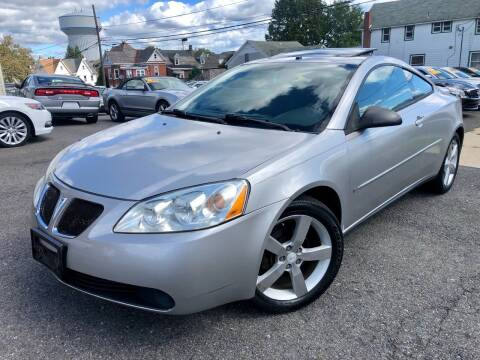 2006 Pontiac G6 for sale at Majestic Auto Trade in Easton PA