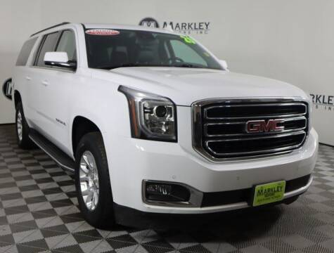 2020 GMC Yukon XL for sale at Markley Motors in Fort Collins CO