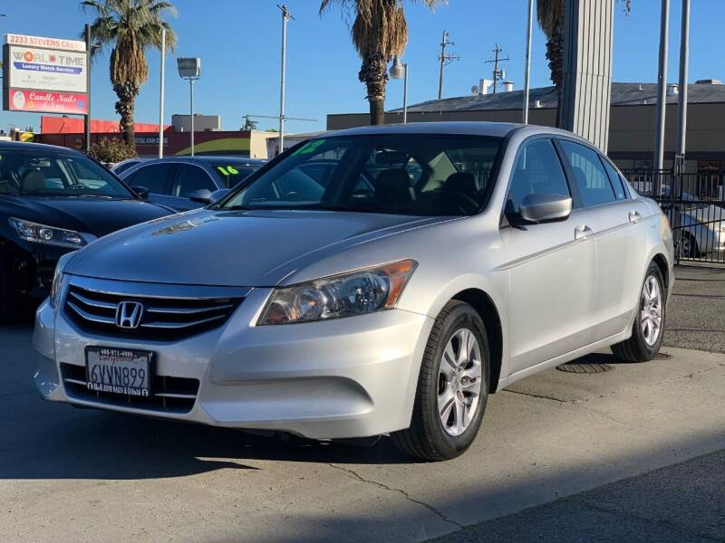 2012 Honda Accord for sale at H & K Auto Sales & Leasing in San Jose CA