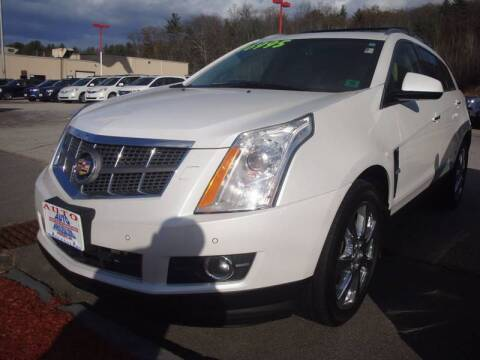 2010 Cadillac SRX for sale at Auto Wholesalers Of Hooksett in Hooksett NH