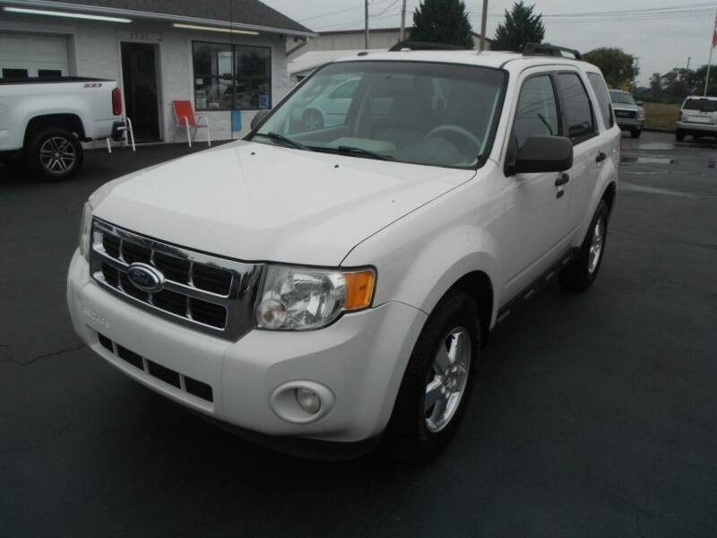 2011 Ford Escape for sale at Morelock Motors INC in Maryville TN