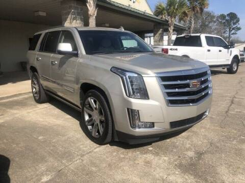 2015 Cadillac Escalade for sale at Rabeaux's Auto Sales in Lafayette LA