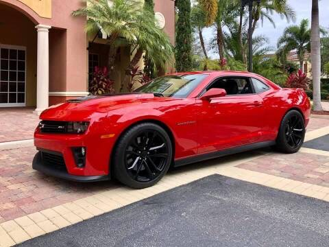 2013 Chevrolet Camaro for sale at Dussault Auto Sales in Saint Albans VT