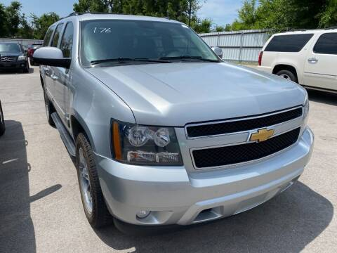 2013 Chevrolet Suburban for sale at Auto Solutions in Warr Acres OK