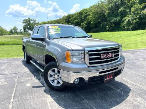 2013 GMC Sierra 1500 for sale at A & S Auto and Truck Sales in Platte City MO