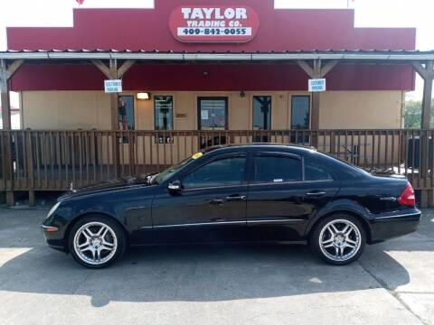2006 Mercedes-Benz E-Class for sale at Taylor Trading Co in Beaumont TX