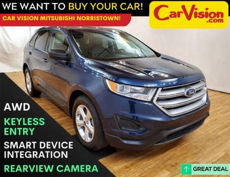 2017 Ford Edge for sale at Car Vision Mitsubishi Norristown in Trooper PA