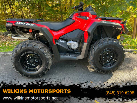 2020 Can-Am Outlander650 for sale at WILKINS MOTORSPORTS in Brewster NY