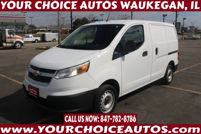 2015 Chevrolet City Express Cargo for sale at Your Choice Autos - Waukegan in Waukegan IL