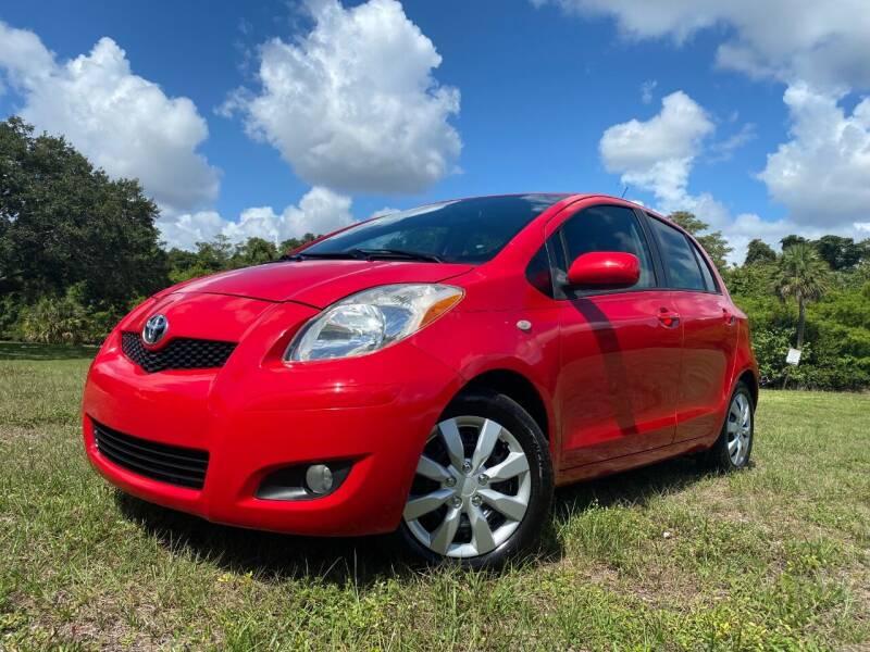 2011 Toyota Yaris for sale in Pompano Beach, FL