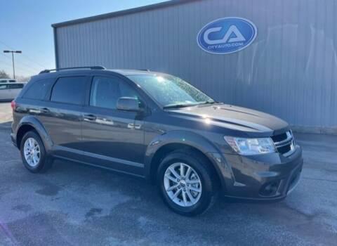 2016 Dodge Journey for sale at City Auto in Murfreesboro TN