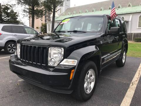 2012 Jeep Liberty for sale at Boston Auto World in Quincy MA
