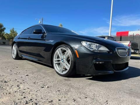 2013 BMW 6 Series for sale at Boktor Motors in Las Vegas NV