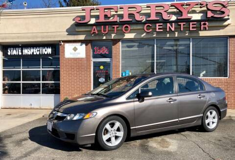 2011 Honda Civic for sale at JERRY'S AUTO CENTER in Bellmore NY