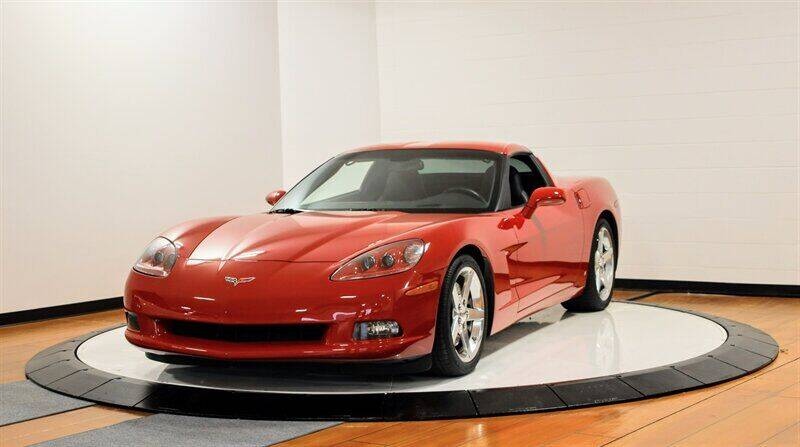 2006 Chevrolet Corvette for sale at Mershon's World Of Cars Inc in Springfield OH