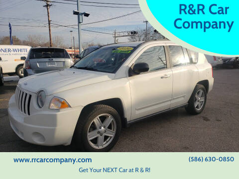 2010 Jeep Compass for sale at R&R Car Company in Mount Clemens MI