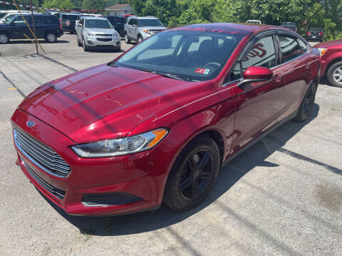 2013 Ford Fusion for sale at Turner's Inc - Main Avenue Lot in Weston WV