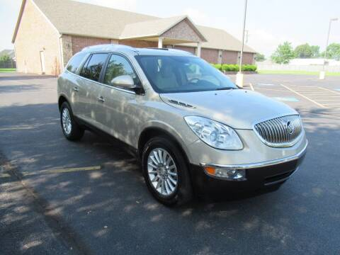 2010 Buick Enclave for sale at Just Drive Auto in Springdale AR