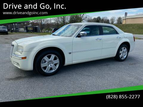 2005 Chrysler 300 for sale at Drive and Go, Inc. in Hickory NC
