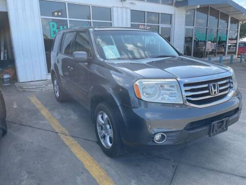 2012 Honda Pilot for sale at EXPO AUTO GROUP in Perry OH