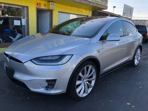2016 Tesla Model X for sale at EKE Motorsports Inc. in El Cerrito CA