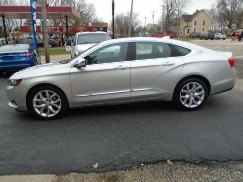 2020 Chevrolet Impala for sale at Nelson Auto Sales in Toulon IL