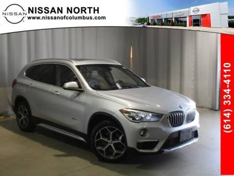 2018 BMW X1 for sale at Auto Center of Columbus in Columbus OH