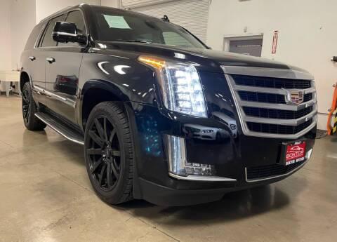 2016 Cadillac Escalade for sale at Boktor Motors in Las Vegas NV