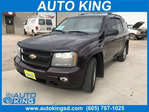 2009 Chevrolet TrailBlazer for sale at Auto King in Rapid City SD