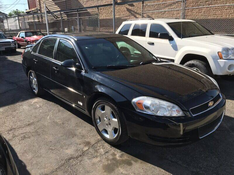 2006 Chevrolet Impala for sale at GREAT AUTO RACE in Chicago IL